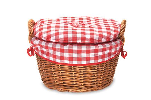 Kartoffelkorb EU  Weide gekocht